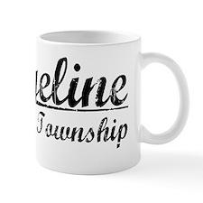 Evangeline Township, Vintage Mug