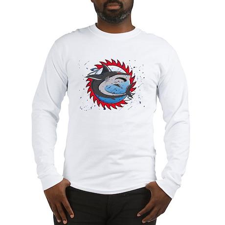 SHARK DIVER Long Sleeve T-Shirt