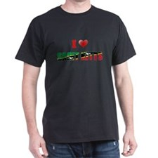 I love Saint Kitts T-Shirt
