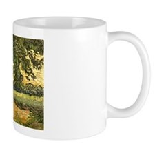 Van Gogh Castle of Auvers Mug