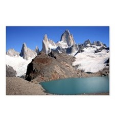 Mount Fitzroy Postcards (Package of 8)