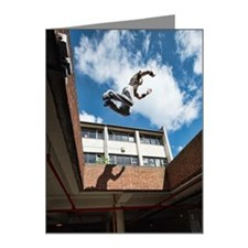 Parkour Note Cards (Pk of 20)