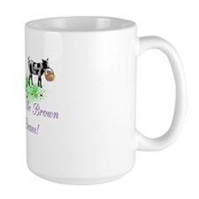 Nigerian-GOAT-Brown JellyBeans Mug