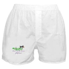 Nigerian-GOAT-Brown JellyBeans Boxer Shorts