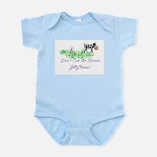 Nigerian-GOAT-Brown JellyBeans Infant Bodysuit