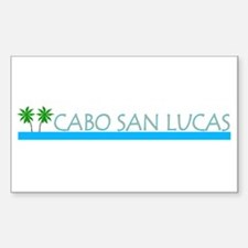 Cabo San Lucas, Mexico Rectangle Decal
