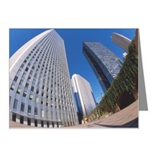 Buildings Note Cards (Pk of 20)