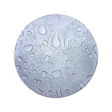 "Raindrop 3.5"" Button"