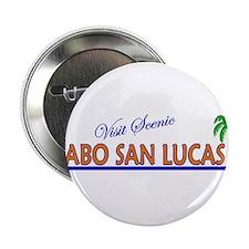 "Visit Scenic Cabo San Lucas, 2.25"" Button (10 pac"