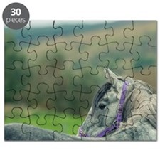 Horse looking back Puzzle