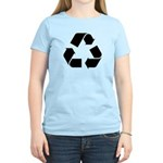 Recycle Logo Women's Light T-Shirt