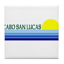 Cabo San Lucas, Mexico Tile Coaster