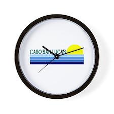 Cabo San Lucas, Mexico Wall Clock