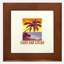 Cabo San Lucas, Mexico Framed Tile