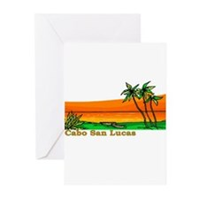 Cabo San Lucas, Mexico Greeting Cards (Package of