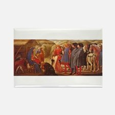 Adoration of the Magi - Masaccio Magnets