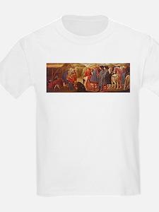 Adoration of the Magi - Masaccio T-Shirt