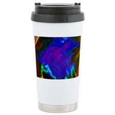 Colorful background Travel Mug