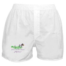 Boer-GOAT-Brown JellyBeans Boxer Shorts