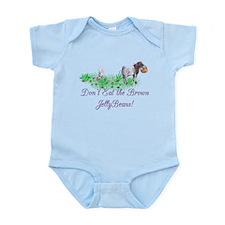 Boer-GOAT-Brown JellyBeans Infant Bodysuit