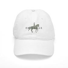 Piaffe w/ Dressage Text Baseball Cap