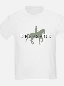 Piaffe w/ Dressage Text T-Shirt