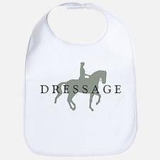 Piaffe w/ Dressage Text Bib