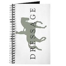 Piaffe w/ Dressage Text Journal