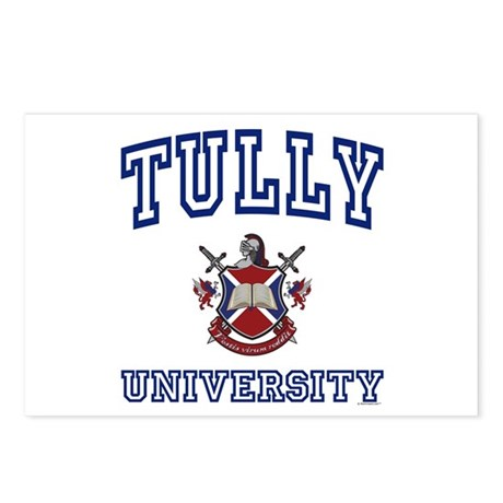 TULLY University Postcards (Package of 8)