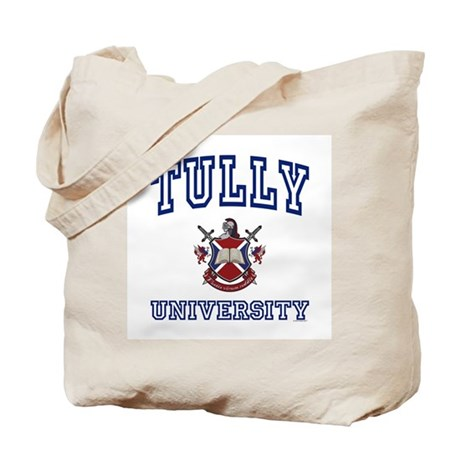 TULLY University Tote Bag