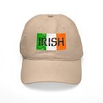 Irish Flag distressed Cap