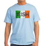 Irish Flag distressed Light T-Shirt