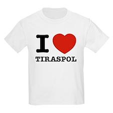 I LOVE TIRASPOL T-Shirt