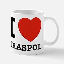 I LOVE TIRASPOL Mug