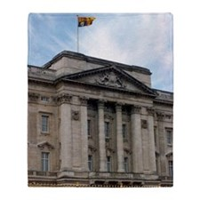 Buckingham Palace Throw Blanket