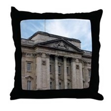 Buckingham Palace Throw Pillow
