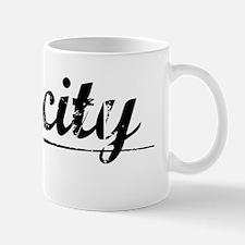 Felicity, Vintage Mug