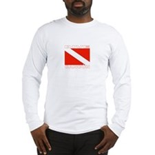 Dive Cancun Long Sleeve T-Shirt