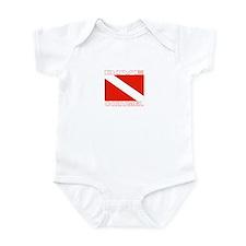 Dive Cozumel Infant Bodysuit