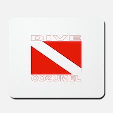 Dive Cozumel Mousepad