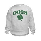 St patricks day kids hooligan Crew Neck