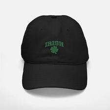 Worn Irish Shamrock Baseball Hat