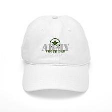 Proud Army Dad Baseball Cap