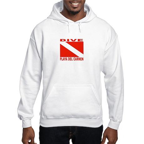 Dive Playa Del Carmen Hooded Sweatshirt