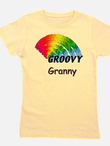 Groovy Granny Girl's Tee