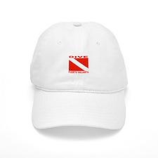 Dive Puerto Vallarta Baseball Cap