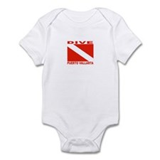 Dive Puerto Vallarta Infant Bodysuit