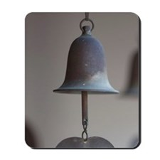 Hanging Bell From Doi Kham Buddhist Temp Mousepad