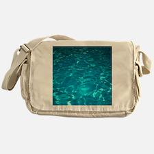Pool Messenger Bag