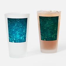 Pool Drinking Glass